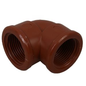 Tanzania Mozambique threded fittings, PP-H PIPE-FITTINGS-PP threaded elbow fittings