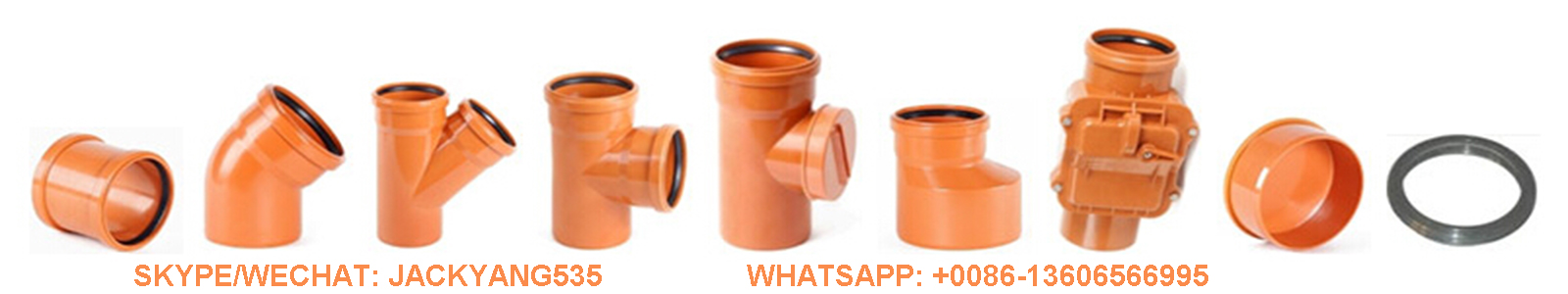 IRS Pipe Fittings, IRS Pipe, IRS Fittings C&N Aquatherm